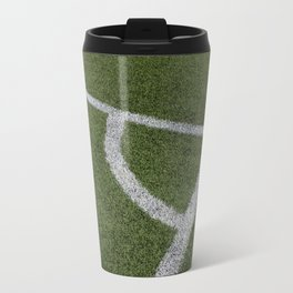 Soccer Field Travel Mug