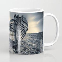 Broken Boat Coffee Mug