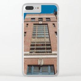 Soho XVII Clear iPhone Case