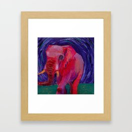 The Night Wanderer Framed Art Print