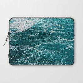 Amalfi Coast Water X Laptop Sleeve