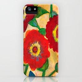 park flower1 iPhone Case