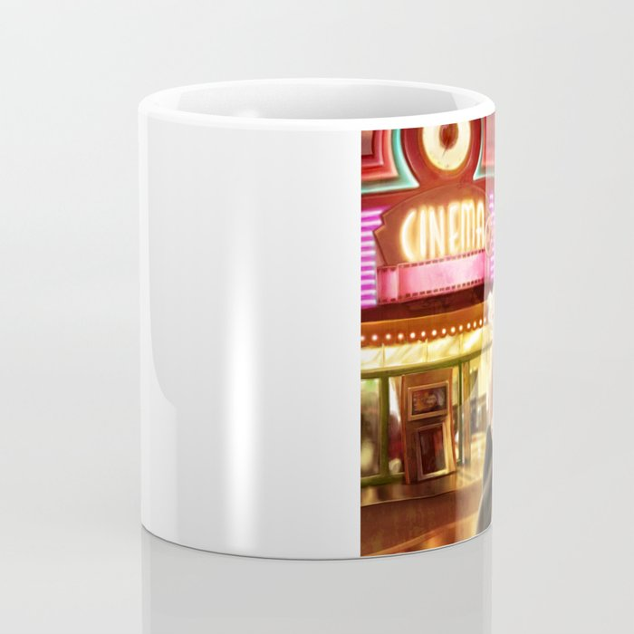 CINEMA POP Coffee Mug