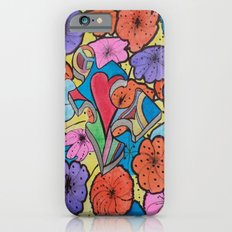 AUTISM OF PEACE AND LOVE Slim Case iPhone 6s