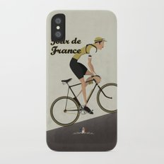 Tour De France iPhone X Slim Case