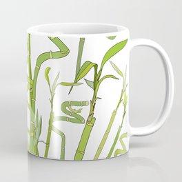 Bamboos Coffee Mug