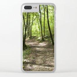 Walkpath Clear iPhone Case