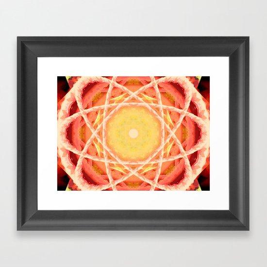 Supercharged Framed Art Print