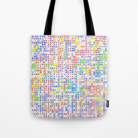 Mosaic #9 Tote Bag