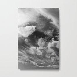 Brewing Storm IV Metal Print