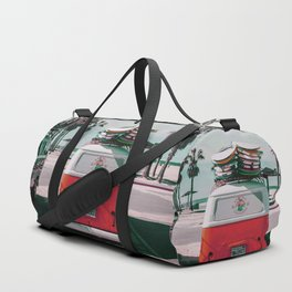 Welcome Back Summer Duffle Bag