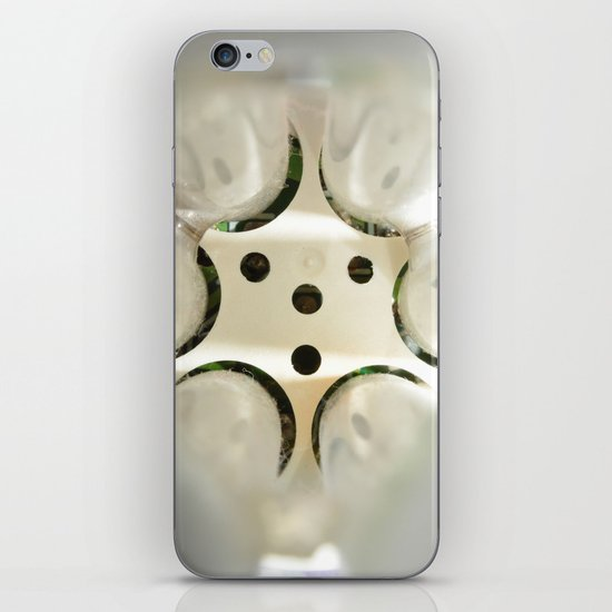 light iPhone & iPod Skin