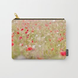 Poppies 02 Carry-All Pouch