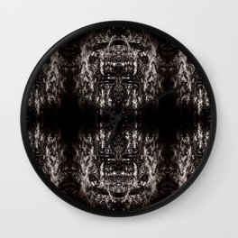 Out of the Night - The Night's Guard Wall Clock