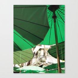 Sunshade sunshades Canvas Print