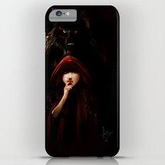Red iPhone 6s Plus Slim Case