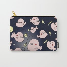Anglerfish Carry-All Pouch