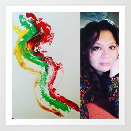 Art1 Art Print
