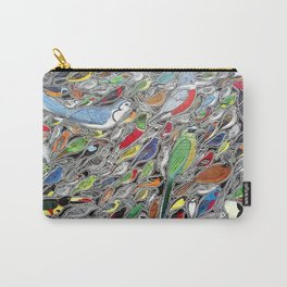 Birds of Costa Rica Carry-All Pouch