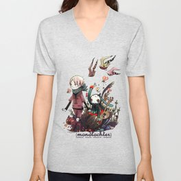 mondtochter the parade Unisex V-Neck
