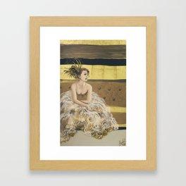I'll Wait Here For You Framed Art Print