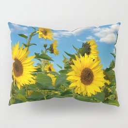 Sunflowers 11 Pillow Sham