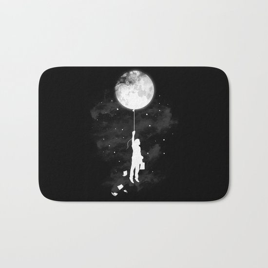 Midnight Traveler Bath Mat