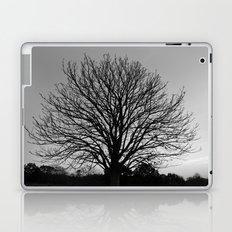richmond park- b-w Laptop & iPad Skin