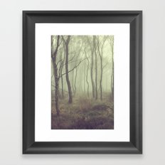 More Misty Mornings Framed Art Print