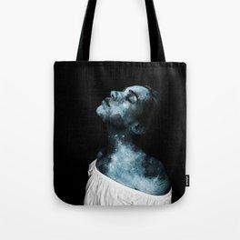 Σελήνη (Selene) Goddess of the Moon Tote Bag
