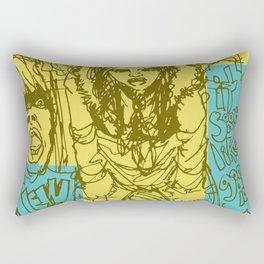Mal y de Malas Rectangular Pillow