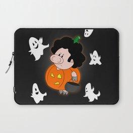 Halloweenie Laptop Sleeve