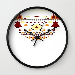 ∆ztek Circle Wall Clock