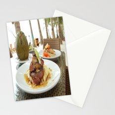 Coconut Delights Stationery Cards