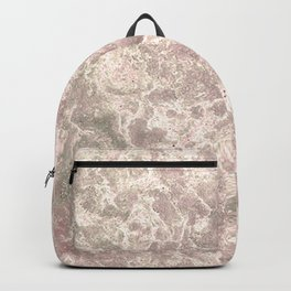 Blushed Marble Backpack