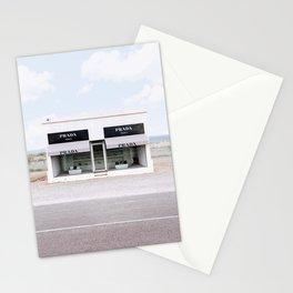 Marfa, Texas Print Stationery Cards