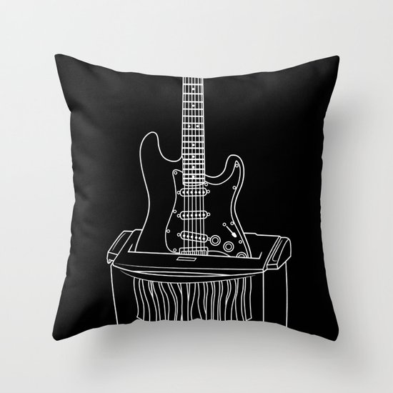 This Machine Kills Faxes Throw Pillow