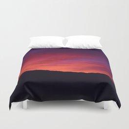 SW Mountain Sunrise - 5 Duvet Cover