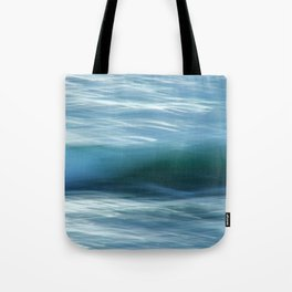 Abstract Waves ICM Tote Bag