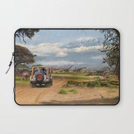 A trip in Tanzania Laptop Sleeve