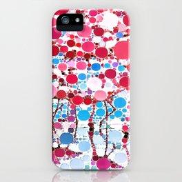 :: Flamingo Hookah :: iPhone Case