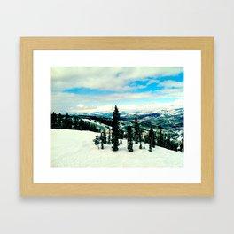 Beaver Creek, CO Framed Art Print