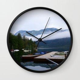 Slovenia Wall Clock