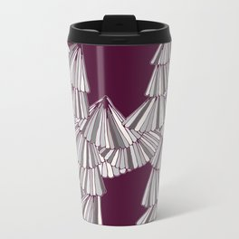 Letter H Metal Travel Mug