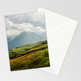 On Top of the World Stationery Cards