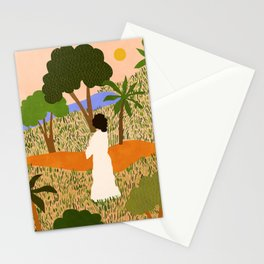 The Unknown Path Stationery Cards