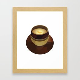 Sentro Coffee Framed Art Print