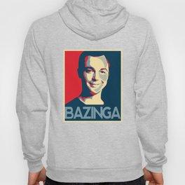 Bazinga Poster Hoody