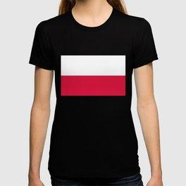 National flag of Poland T-shirt