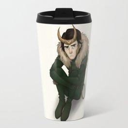 Agent of Asgard Travel Mug